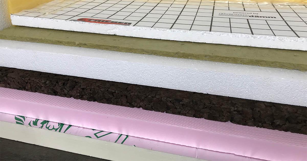 Dämmung Fußboden Estrich ~ Fußbodenheizung
