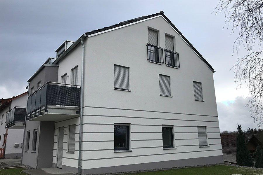 BV Neubau von 5 Wohneinheiten, Passau-Neustift