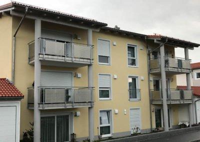 BV Neubau mehreren Mehrfamilienhäuser in Passau