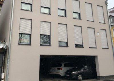 BV Neubau einer Studenten-Wohnanlage in Passau.