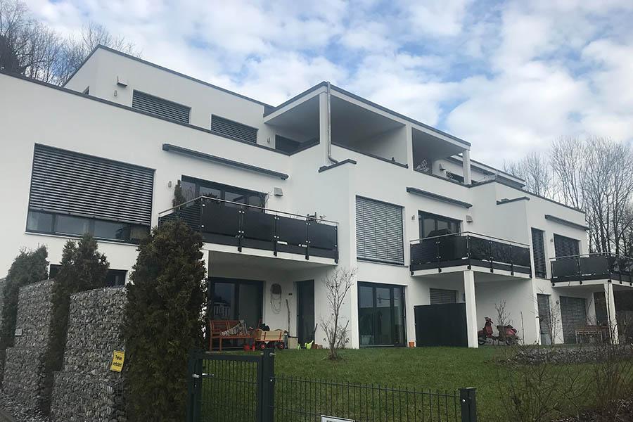 BV Neubau von Wohneinheiten in Passau-Hacklberg