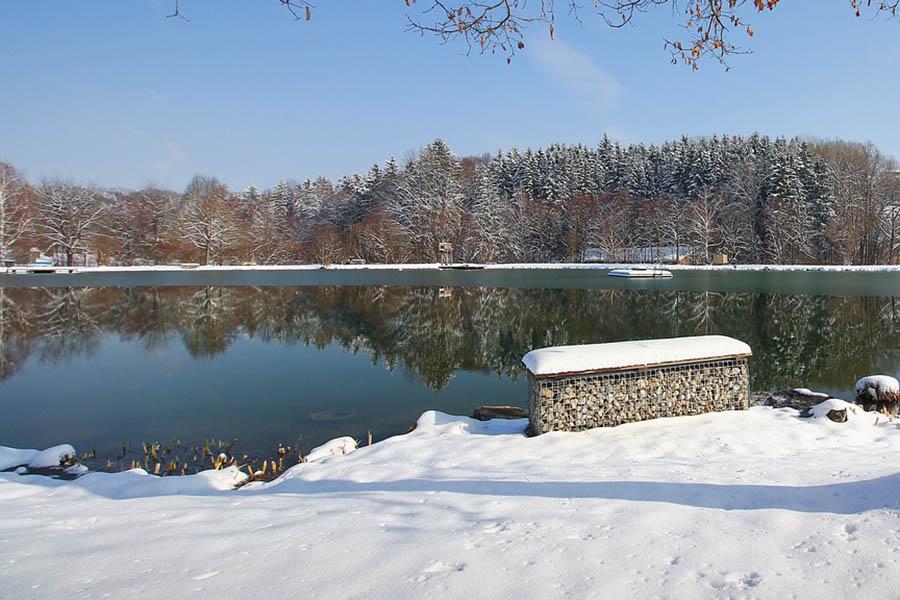 Cold-Water-Challenge auch mit Meisterbetrieb Böhmisch